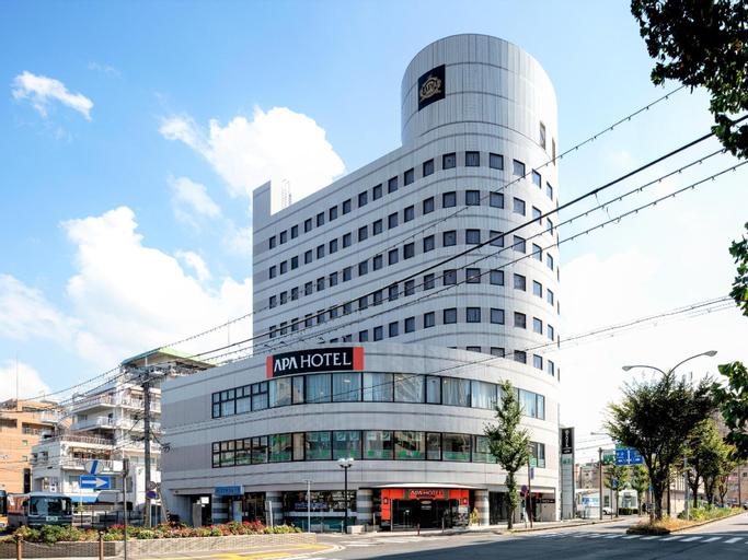 APA Hotel Biwako Setaekimae, Ōtsu