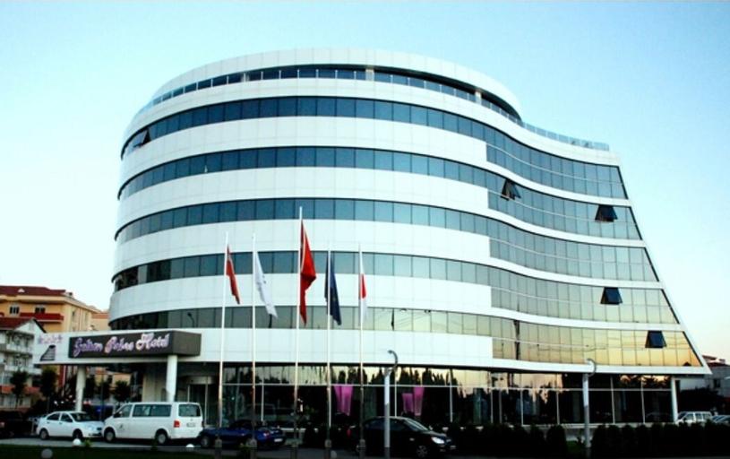 Golden Palas Hotel, Çerkezköy