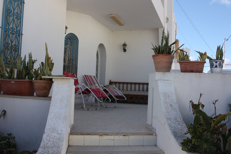Villa With 4 Bedrooms In Mahdia, With Wonderful Sea View, Enclosed Garden And Wifi - 150 M From The , Mahdia