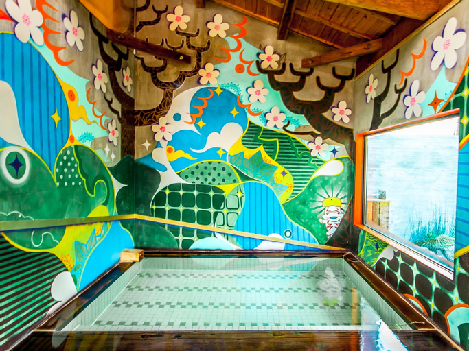 Sansui Global Inn, Ureshino