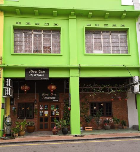 River One Residence, Kota Melaka