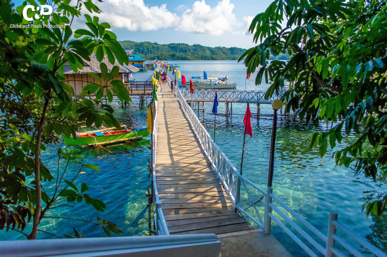 Rock Island Resort, Hinatuan