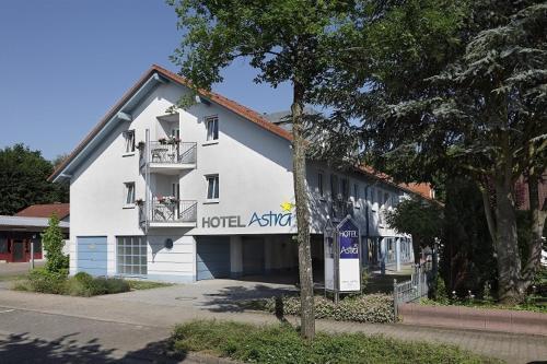 ASTRA HOTEL GARNI, Rastatt
