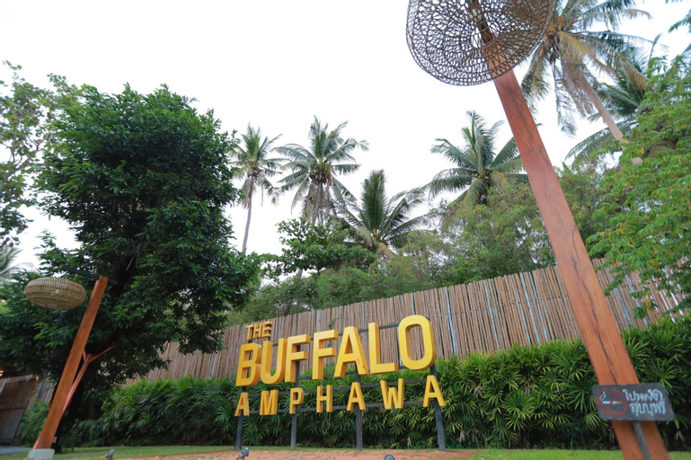 THE BUFFALO AMPHAWA, Muang Samut Songkhram