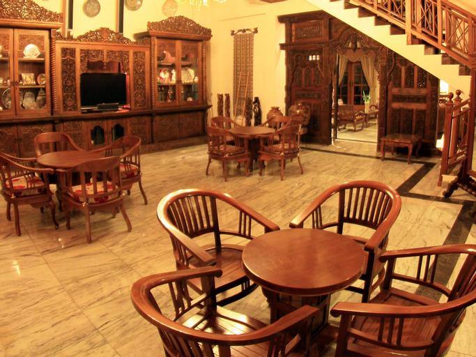 D Ajenk Boutique Guesthouse, Sleman