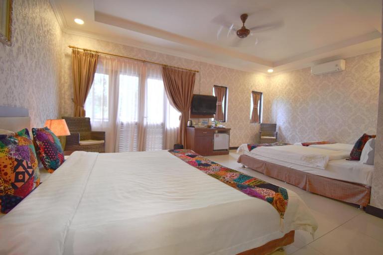 BINTAN SPAVILLA BEACH RESORT, Bintan