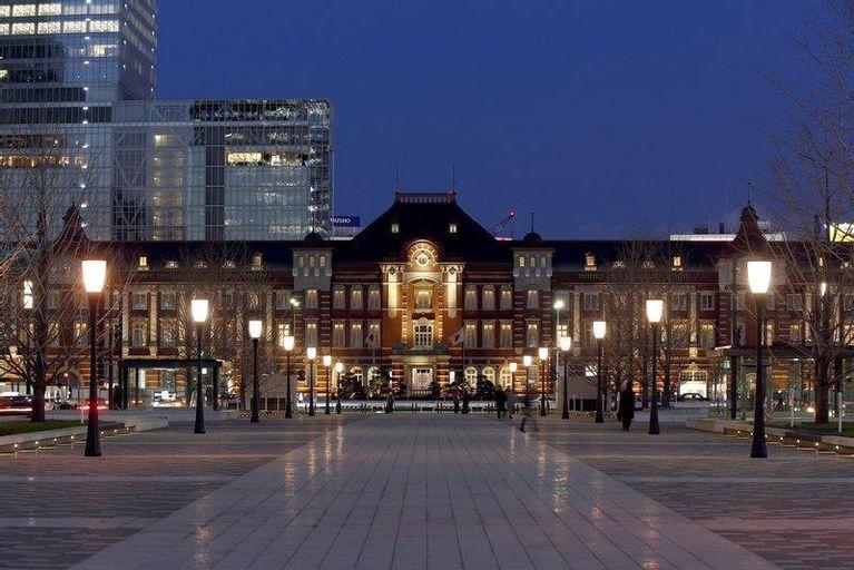 The Tokyo Station Hotel, Chiyoda