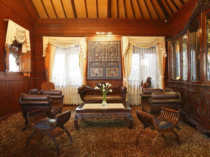 The Volcania Guest House, Bangli