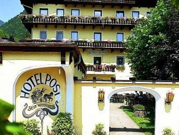 Landhotel Post Ebensee am Traunsee ***S, Gmunden