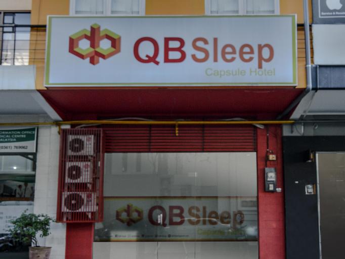 QB Sleep Capsule Hotel, Badung