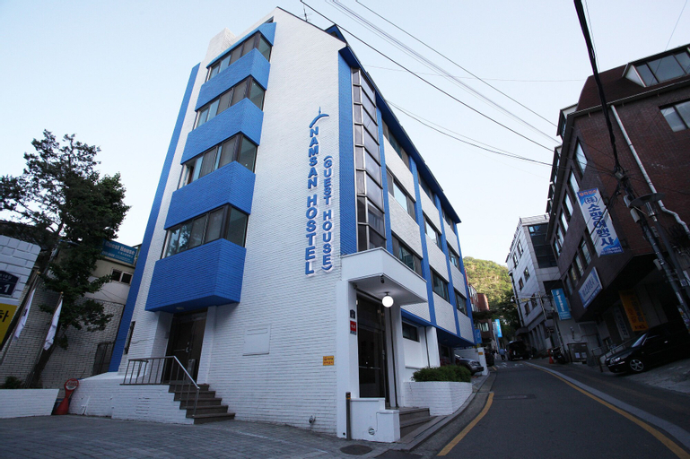 Namsan Guesthouse, Jung