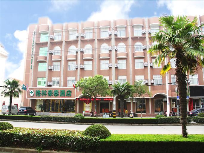 GreenTree Inn Nantong Tongzhou District Government  East Bihua Road Business Hotel, Nantong