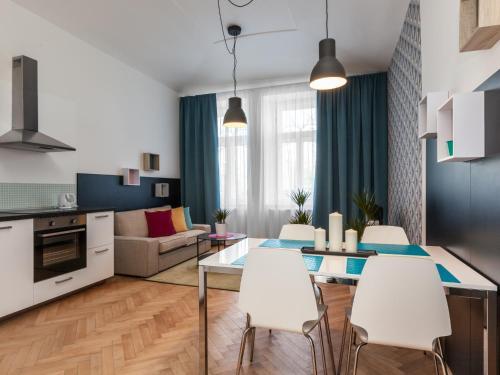 Comfortable Prague Apartments, Praha 7