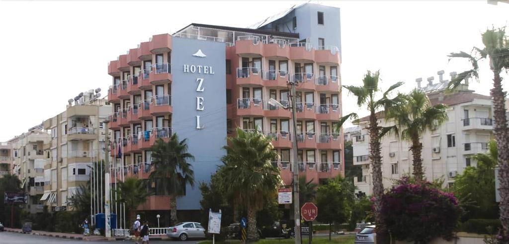 Zel Hotel, Merkez