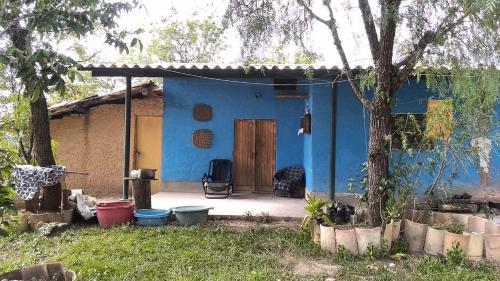 Andean Shack, Cajabamba