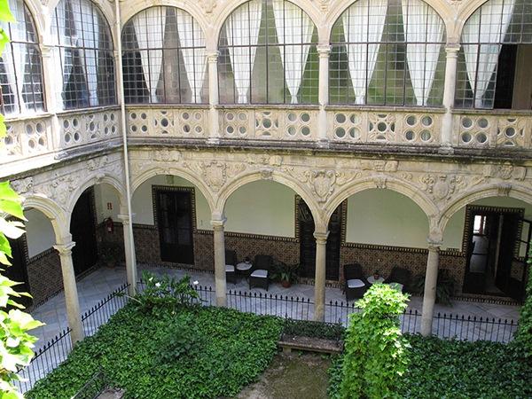 Palacio de la Rambla, Jaén