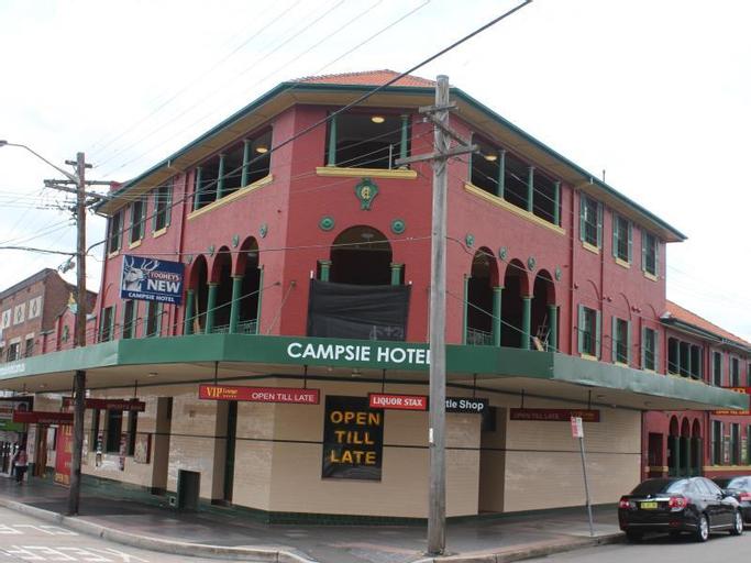 Campsie Hotel, Canterbury