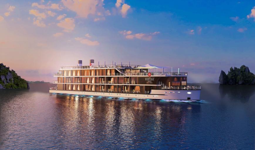 Heritage Cruises, Tây Hồ