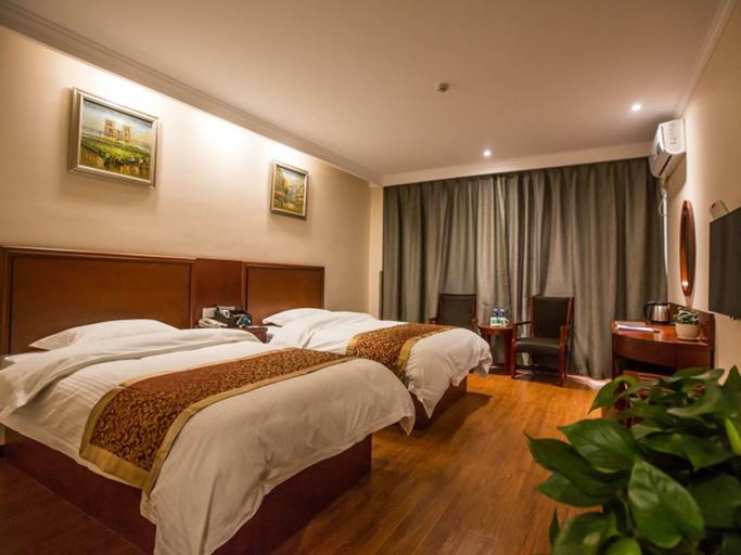 GreenTree Inn Zhenjiang Danyang Wanshan Park Express Hotel, Zhenjiang