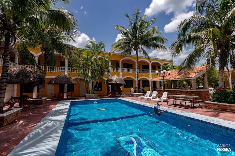 Hotel los Arcos, Izamal
