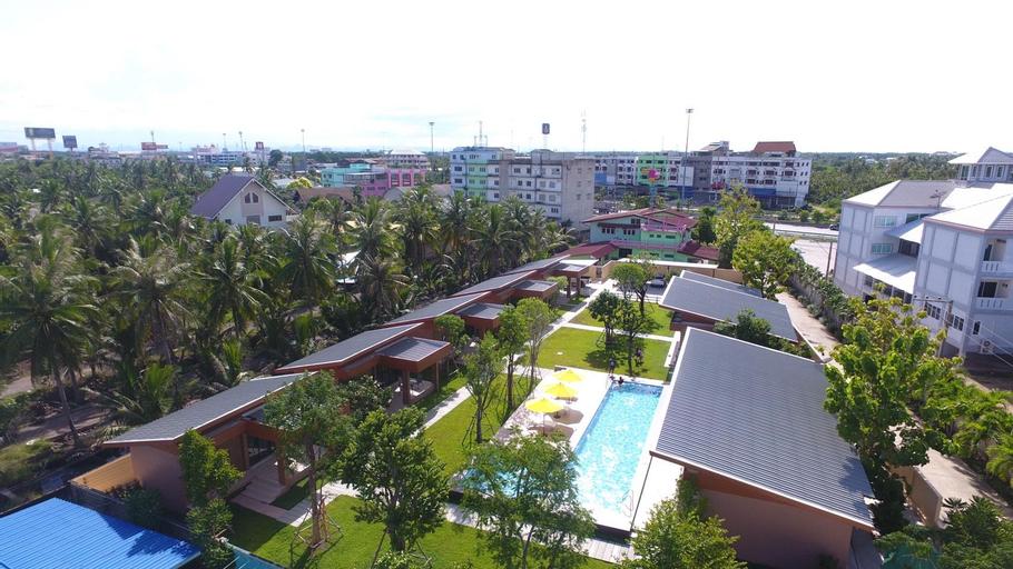 Golf Inn Resort, Muang Samut Songkhram