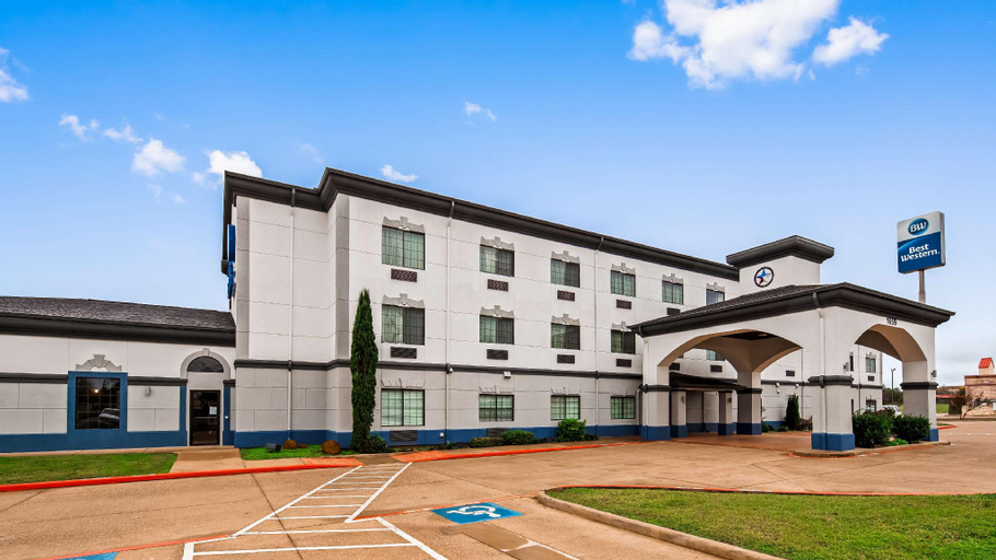 Best Western Executive Inn, Cherokee