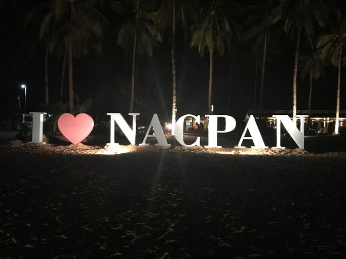 Cherry's Courtyard Hotel Nacpan, El Nido