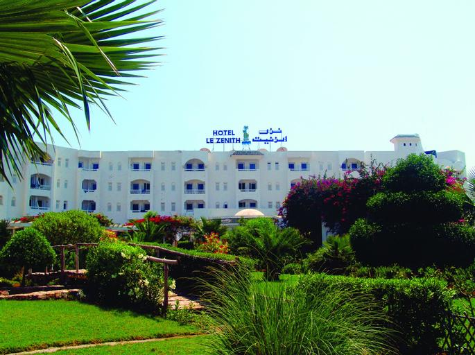 Le Zenith, Hammamet