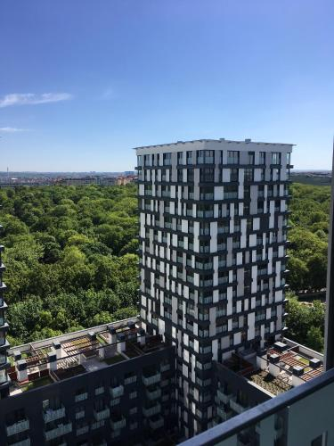Garden Towers Apartments (Pet-friendly), Praha 3