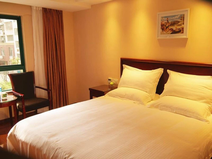 GreenTree Inn Liuan Huoshan County Yingjia Avenue Hotel, Lu'an
