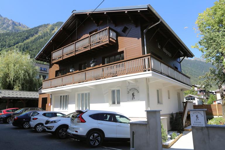 Chalet Whymper, Haute-Savoie