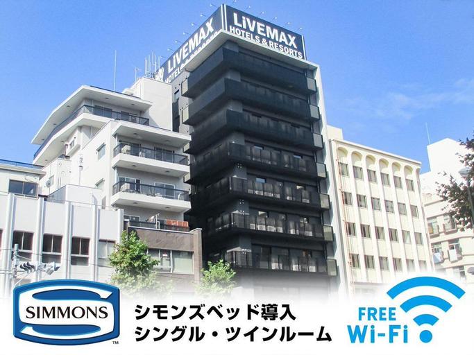 Hotel Livemax Tokyo Otsuka-Ekimae, Toshima