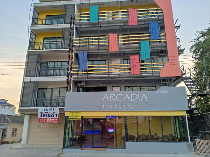 Arcadia Hotel & Snooker (Pet-friendly), Pattaya