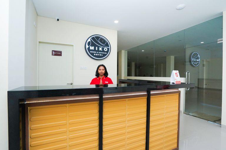 OYO 1428 Miko Capsule Hotel, Sidoarjo