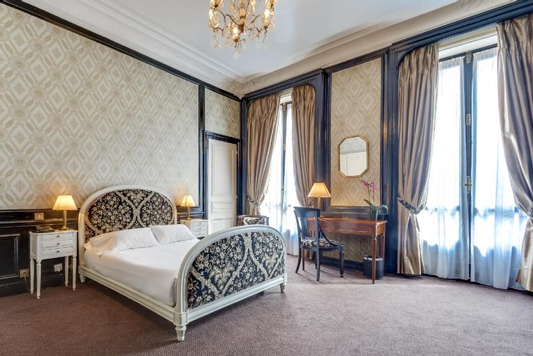 Normandy Hotel, Paris