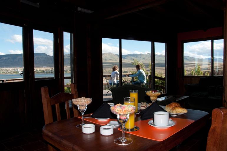 Hosteria Elken, Lago Argentino
