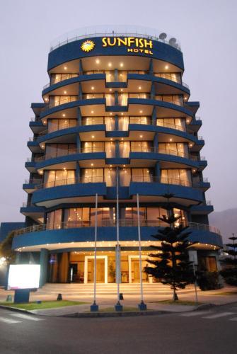 Hotel Sunfish, Iquique