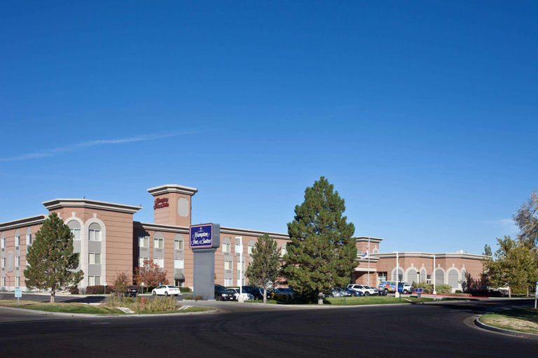 Hampton Inn & Suites Salt Lake City Airport, Salt Lake