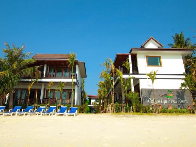 Cabana Lipe Beach Resort, Muang Satun