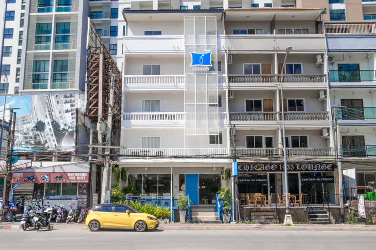 Bed N Bev Pattaya - Hostel, Pattaya