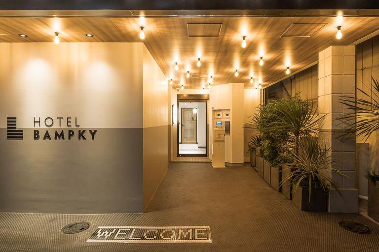Hotel Bampky, Shinjuku