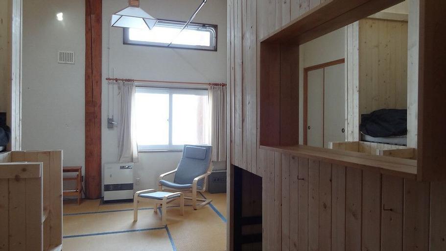No Track - Hostel, Niseko