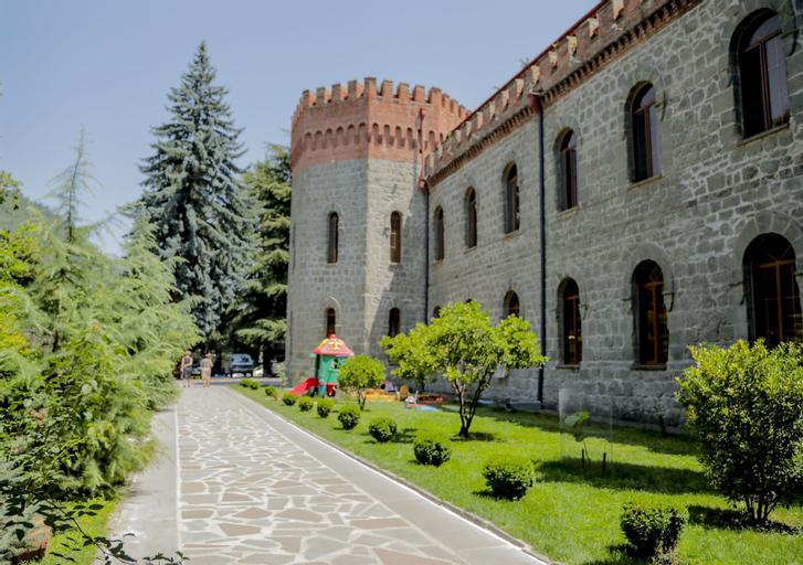 Borjomi Palace, Borjomi