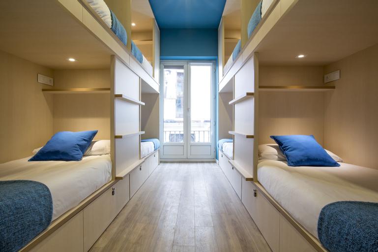 Mola Hostel, Madrid