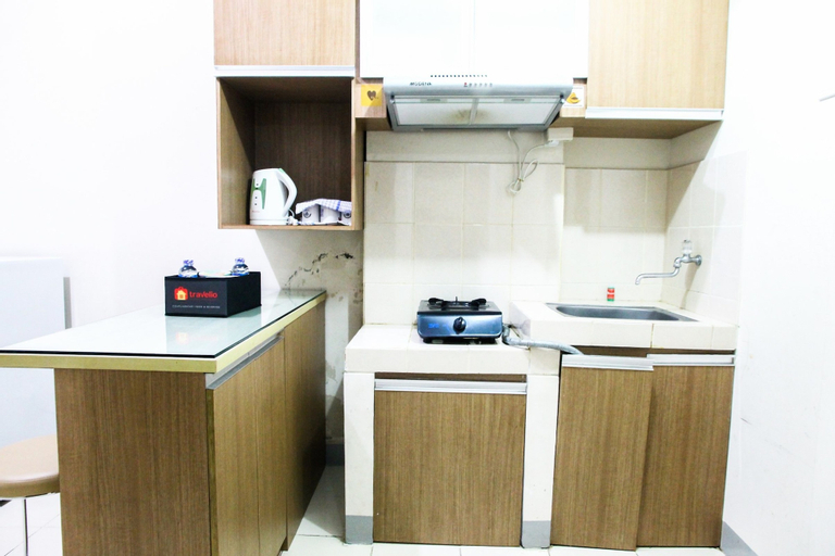 Best Price 2BR Sunter Park View Apartment, Jakarta Utara
