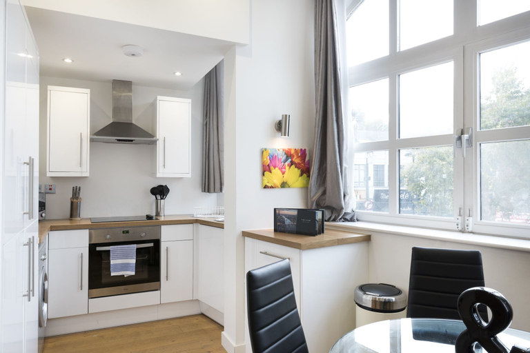 Excel Apartments Old Street, London