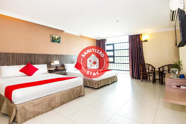 OYO 443 Crystal City Hotel, Kuantan