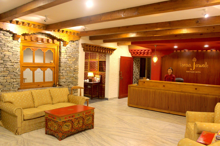 Three Jewels Boutique Hotel, Gandaki