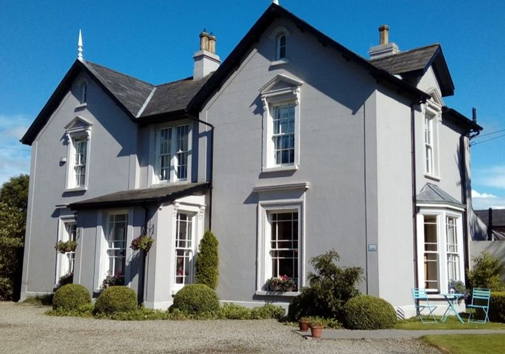 Marlagh Lodge, Mid and East Antrim