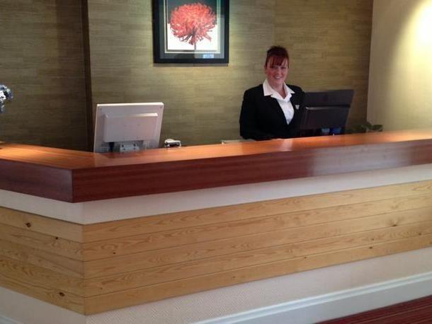 The Norfolk Lodge Hotel,